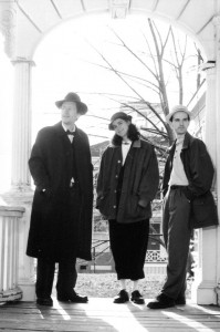 The Boarders in a 1994 publicity image by Jeffery Stanton.