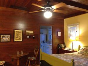 Cottage No. 19 at the Colorado Chautauqua, June 2013. Hubley Archives.