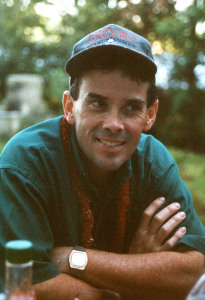 Ken Reynolds in the late 1990s. Photograph by Jeff Stanton.